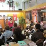 Conférence à la Grande Muraille sur le Qi Gong Général
