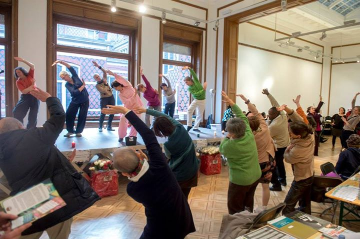 Groupe Qi Gong